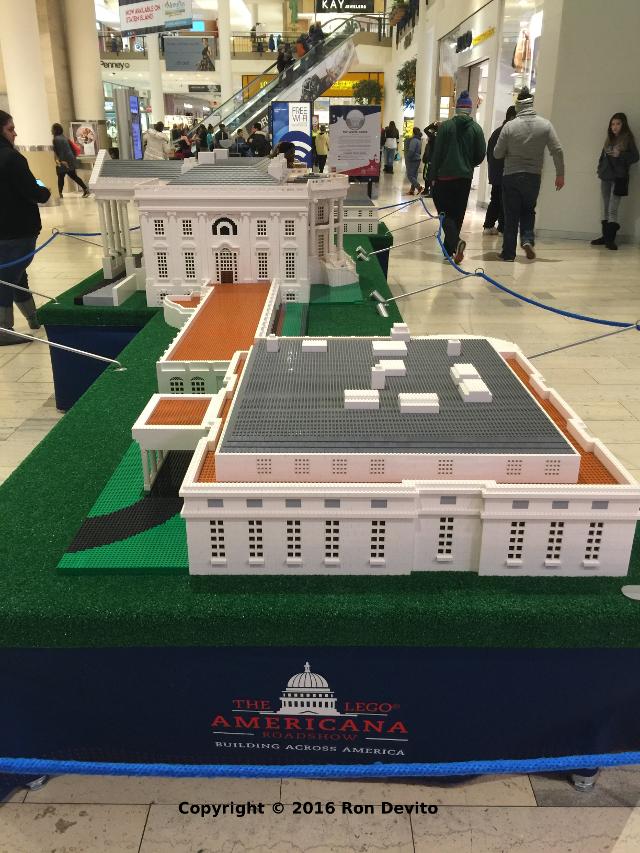 Lego Staten Island Mall