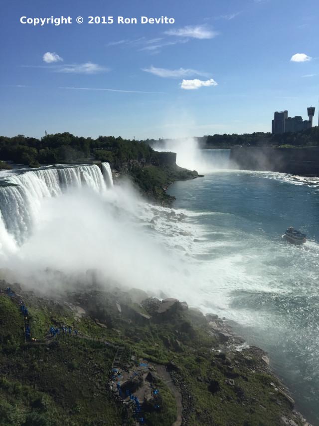 Niagara Falls State Park - August 23, 2015