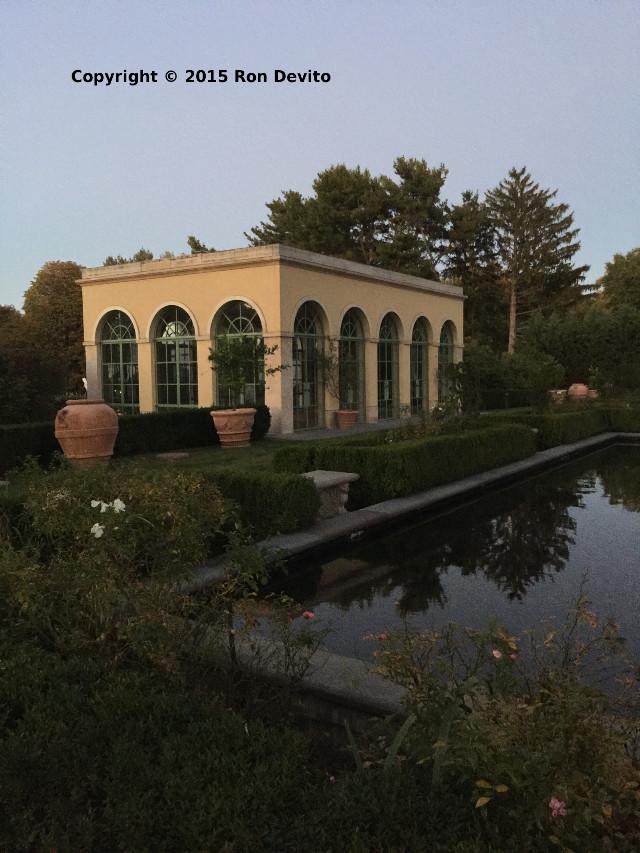 Tuscan Garden, Snug Harbor, Staten Island, NY
