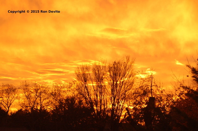 Impressionist Sunset 2