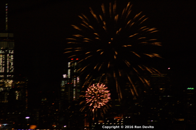 New Years Eve Fireworks 1