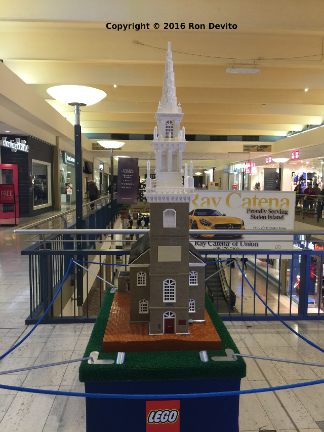 Lego Store At Staten Island Mall